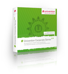 Univentions Corporate Server (UCS)